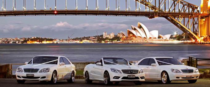 Mercedes Benz Limousines & Sedans - Sydney CBD, North Shore, Western